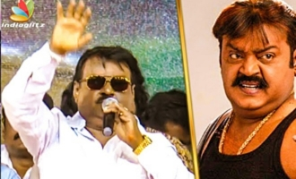 Captain Will be Back in Action Soon ! - Premalatha Vijayakanth Speech