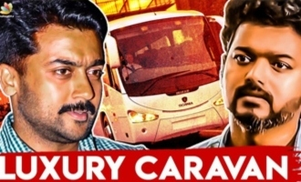 Vijay & Suriya's Interesting Connection : Arunachalam, Relax Caravan CEO Interview