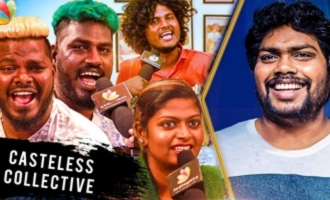Let's Make India Casteless : Pa. Ranjith's Casteless Collective Band Performance