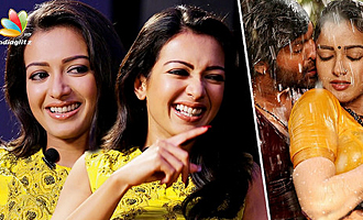 Arya is committed : Actress Catherine Tresa Interview