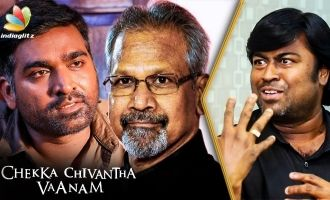 You can see a wild Maniratnam: Maari George Interview