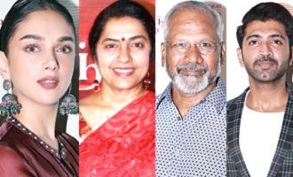 'Chekka Chivantha Vaanam' Movie Audio Launch