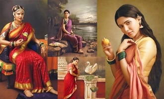 Beautiful Tamil heroines photographed in never before style by G. Venkatram