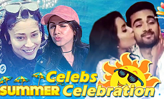 Celebs interesting summer activities