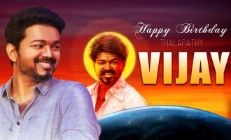 Celebrity wishes pour in for Thalapathy Vijay's birthday