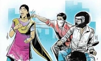 Public Beats Up Chain Snatchers in Tamil Nadu