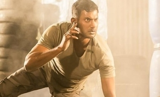 Case filed to stop OTT release of Vishal's Chakra!