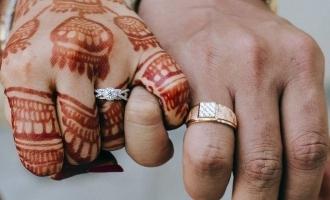சீரியல் நடிகரை திருமணம் செய்து கொண்ட 'பாண்டியன் ஸ்டோர்ஸ்' நடிகை!