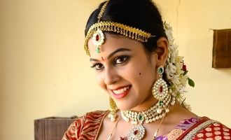 Love marriage for Chandini Tamilarasan