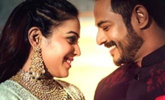 Chandini Tamilarasan marries her lover
