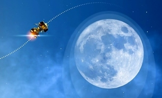 Chandrayaan 2 successfully enters Moon's orbit