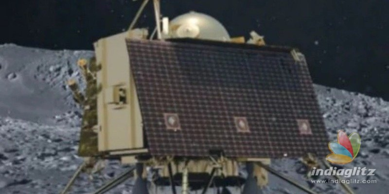 NASA showers sky high praise on ISRO Chandrayan 2 mission