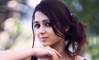 Charmi's touching gesture for her fans