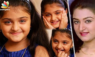 Baby Chavi Interview : Who does she look like more? Mohini or Hansika