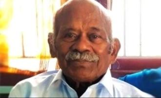 Veteran actor Chelladurai passed away
