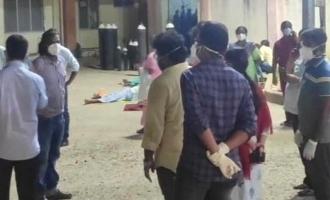 ஆக்சிஜன் பற்றாக்குறை: செங்கல்பட்டு மருத்துவமனையில் 11 பேர் அடுத்தடுத்து உயிரிழந்த பரிதாபம்!