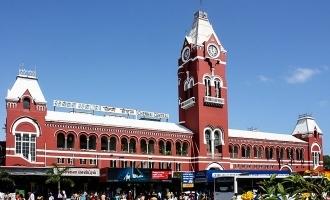 சென்னை சென்ட்ரல் ரயில் நிலையத்தின் பெயர் மாற்றம்!