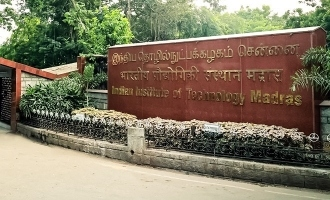 IIT Madras student commits suicide