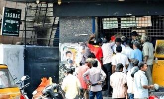Tamil Nadu govt announces re-opening TASMAC shops in Chennai!