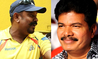 Shankar  relives the memories of CSK