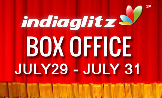 Chennai BOX OFFICE July 29th - July 31st