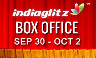 Chennai BOX OFFICE Status (Sep 30th - Oct 2nd)