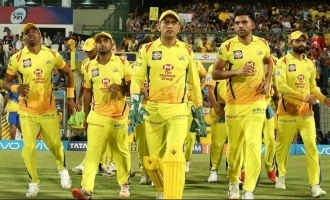 13 members of CSK including bowler tests positive for COVID 19