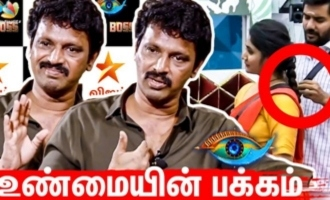 Cheran's Emotional Statement after Bigg Boss