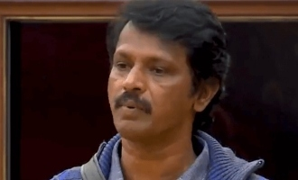 Cheran's guru makes him cry in 'Bigg Boss 3'