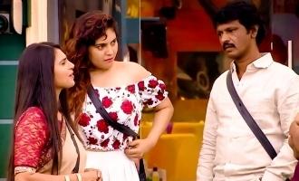 Biggboss Tamil season 3 Kasturi asked to cheran about Meera