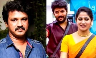 Cheran tweet about Kavin and Losliya