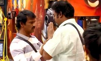 Saravanan's heartfelt apology to Cheran