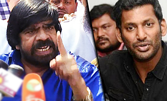 Vishal is a coward & has no rights to talk : Cheran Speech