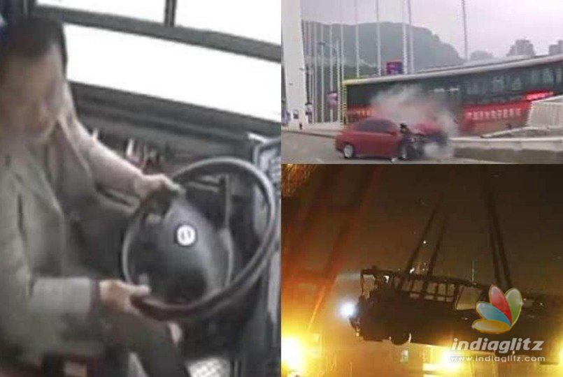 Angry passenger causes deadly crash in China