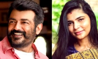 Chinmayi's words of praise for this Thala Ajith superhit!