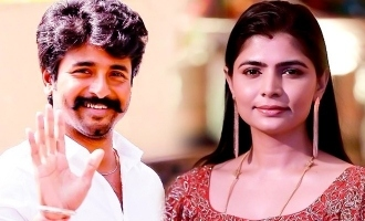 Chinmayi re entry in Sivakarthikeyan in Hero