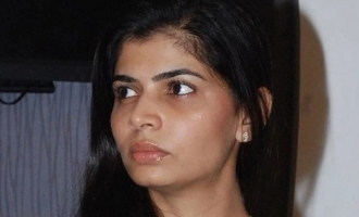 Chinmayi warns women not to share details to fake police number