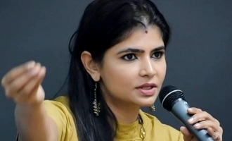 Supporting sexual predators - how is BJP different from DMK, questions Chinmayi!