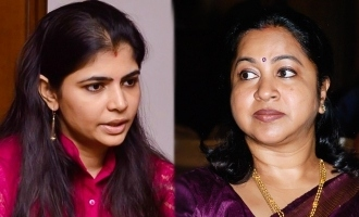Chinmayi pinpoints Radhika's bad presentation of Me Too!