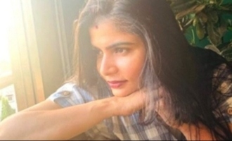 Chinmayi posts nude picture requested by pervert man that is simply unbelievable