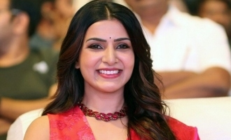 Chinmayi says about Samantha 10 years of cinema
