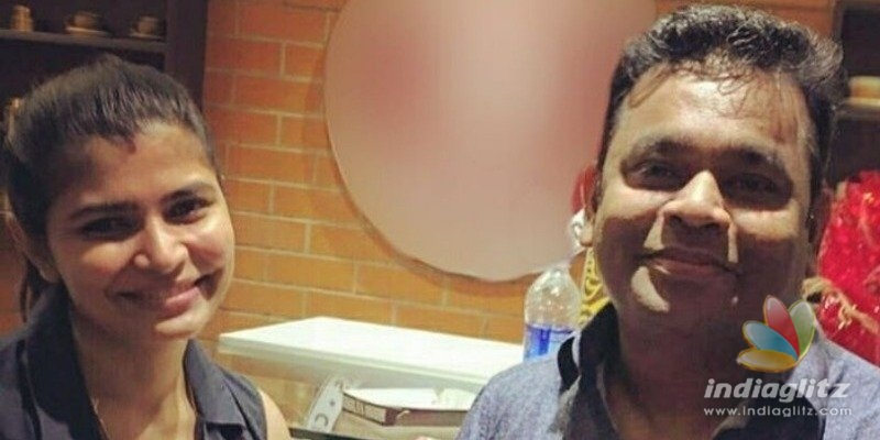 Is A.R. Rahman a religious fanatic - Chinmayis strong statement