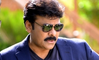 Popular hero dubs for Chiranjeevi in Tamil!