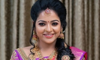Pandiyan stores VJ Chithra shares her future husband's photo for first time!