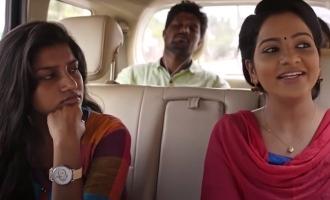 VJ Chithra in calls sneak peak video viral