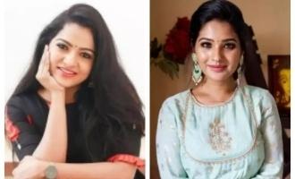 Sharanya Turadi clarifies about replacing VJ Chithra as Mullai