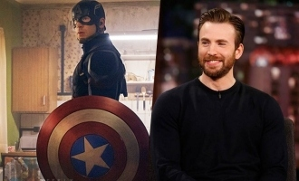 Chris Evans clarifies recent rumour about his return as Captain America