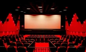 A case filed against at Madurai HC about 100 percent occupies in theater
