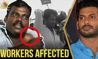Struggling Families Behind Tamil Cinema - Light & Drivers Union Interview