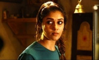 Nayantara becomes the first actress to achieve this